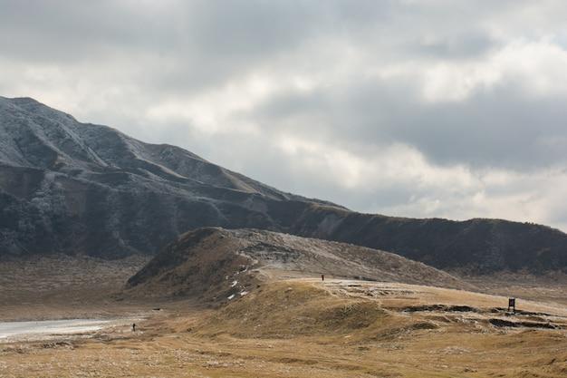 Minamiaso landscape - kumamoto, giappone