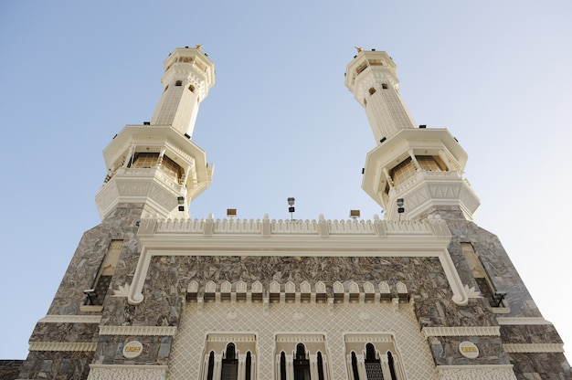 Minareti della mecca kaaba