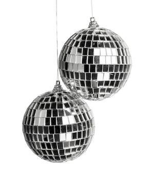 Mini palle da discoteca