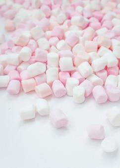 Mini sfondo colorato marshmallow