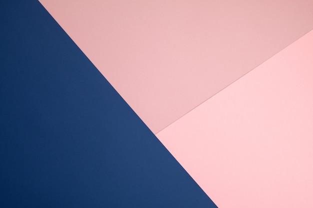 Minimalismo astratto di struttura della carta colorata