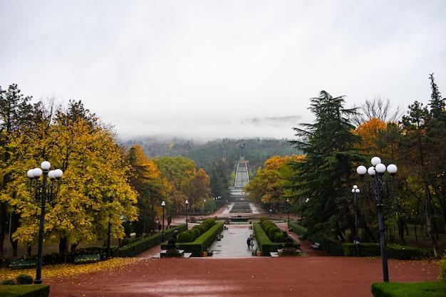 Misty vake park