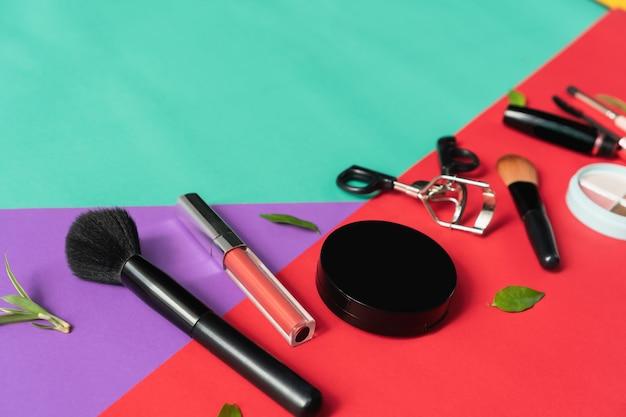 Mock up di cosmetici