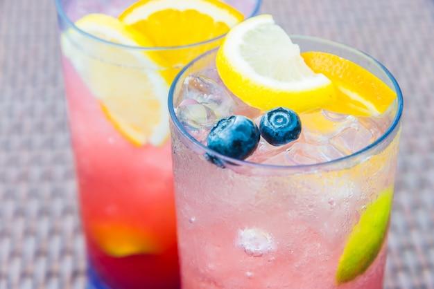 Mocktail alla frutta
