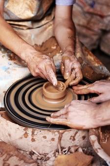 Modellazione dell'argilla