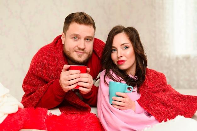 Modelli invernali di moda di natale