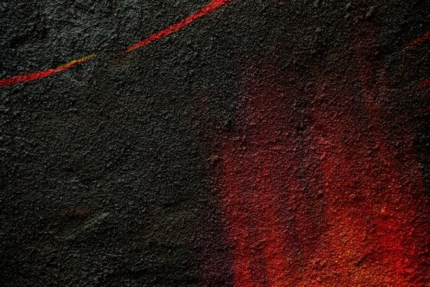 Modello di colore astratto sull'asfalto. sfondo granuloso