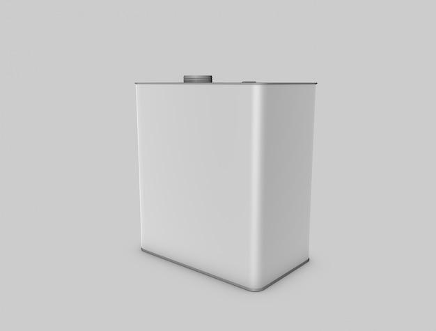 Modello di contenitore