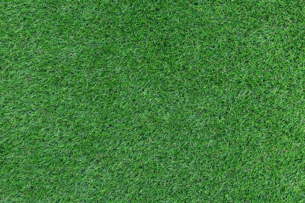 Modello di erba artificiale verde e texture di sfondo