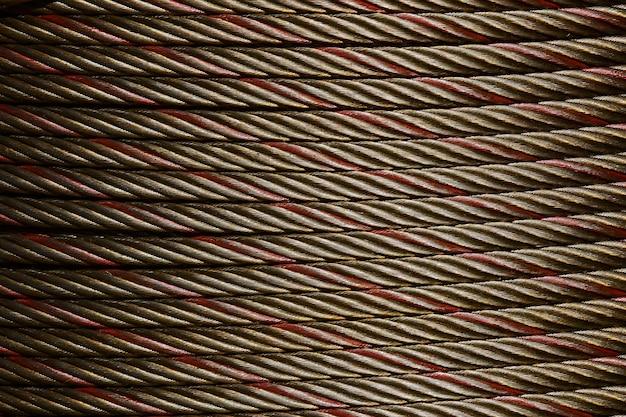 Modello di filo di acciaio