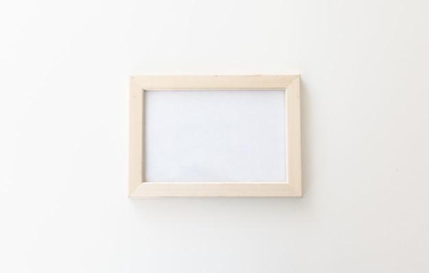 Modello di foglio di carta vuoto