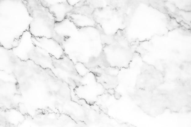 Modello di struttura di marmo naturale bianco brillante per sfondo o pelle lussuosa.