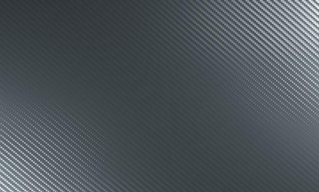 Modello in fibra di carbonio