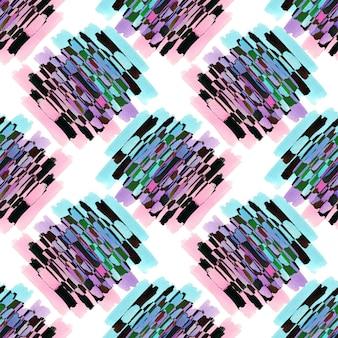 Modello moderno senza soluzione di continuità. moda astratta. design tessile