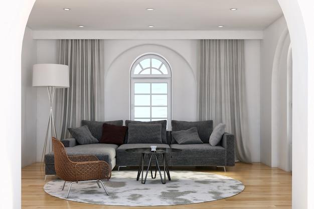 Moderna sala interna
