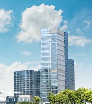Moderni edifici aziendali