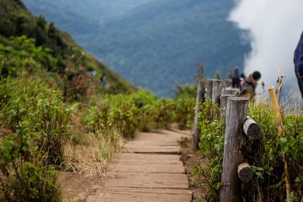 Modo per l'escursionismo
