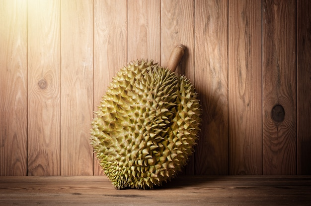 Mon thong durian fruit dalla thailandia
