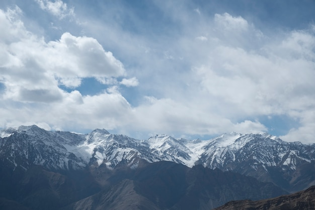 Montagna in india