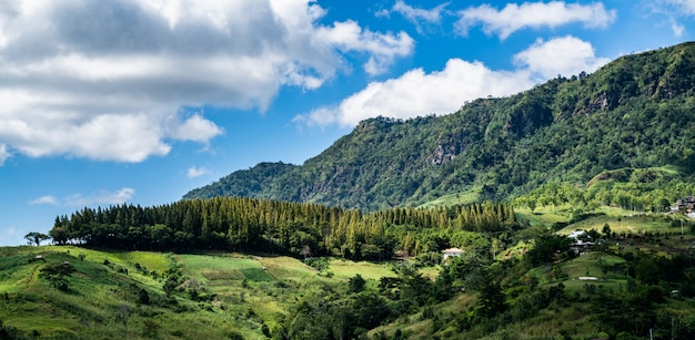 Montagne in tailandia