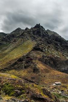Montagne nel parco nazionale di anaga