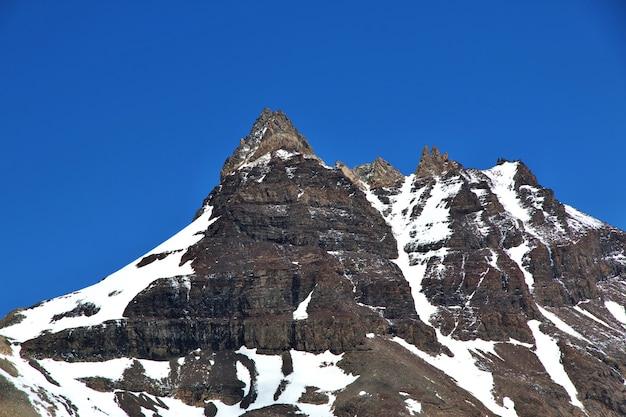Monte fitz roy, el chalten, patagonia, argentina