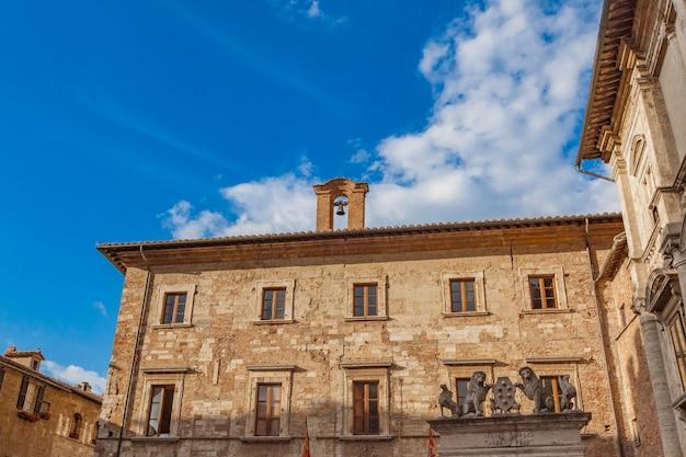 Montepulciano, italia