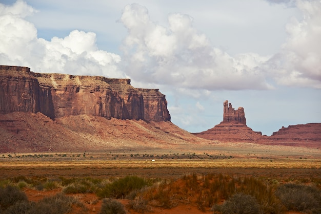 Monumenti valley usa