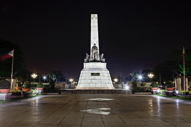 Monumento di jose rizal