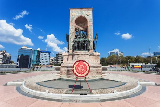 Monumento, piazza taksim