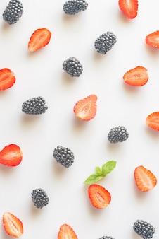 More e fragole fresche