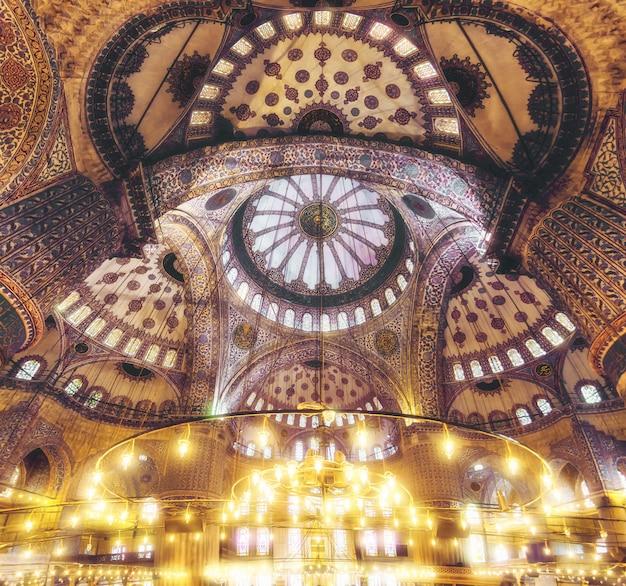 Moschea blu sultan ahmet cami