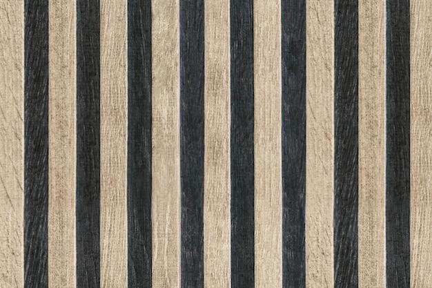 Motivo a strisce di legno