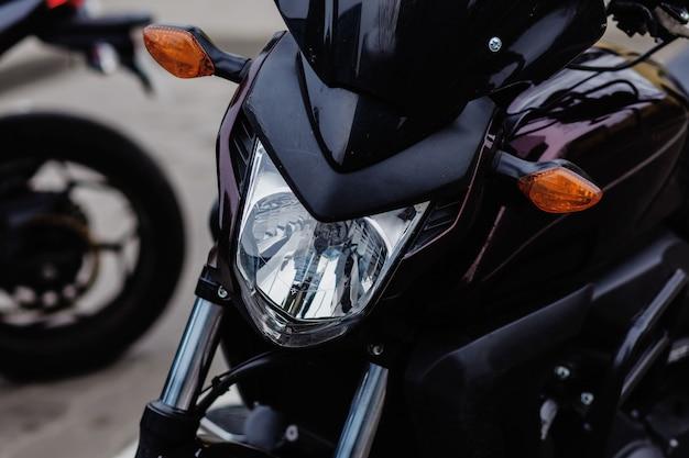 Moto sportiva.