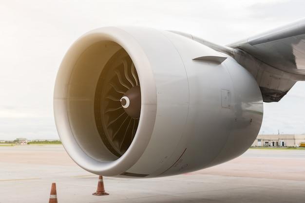 Motore del ventilatore turbo