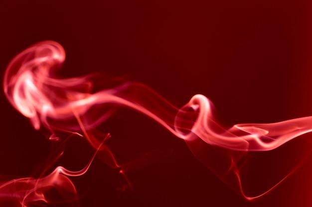 Movimento di fumo bianco