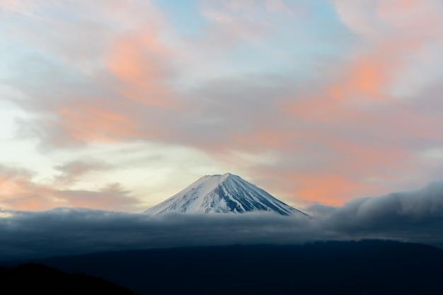 Mt. fuji sunrise