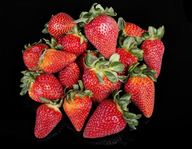 Mucchio di fragole