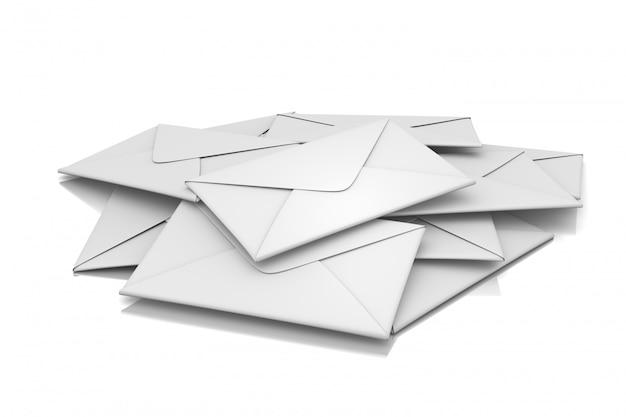 Mucchio di lettere