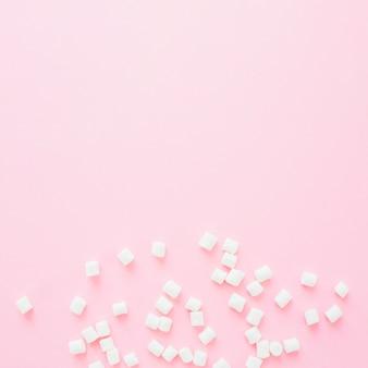 Mucchio di marshmallow