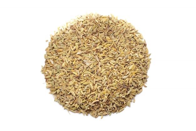 Mucchio di semi di cumino