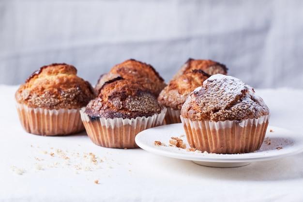 Muffin allo zucchero