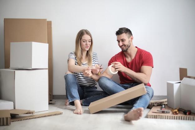 Muoversi in una nuova casa
