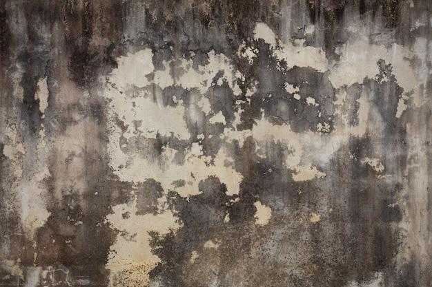 Muro d'epoca in cemento, vecchio muro.