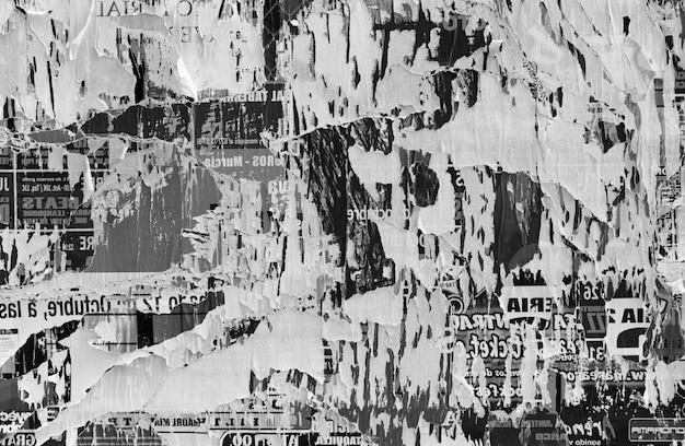 Muro decaduto grigio