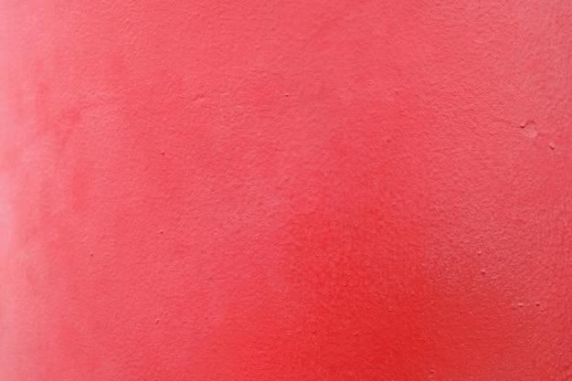 Muro di cemento rosso grunge texture. copia spazio