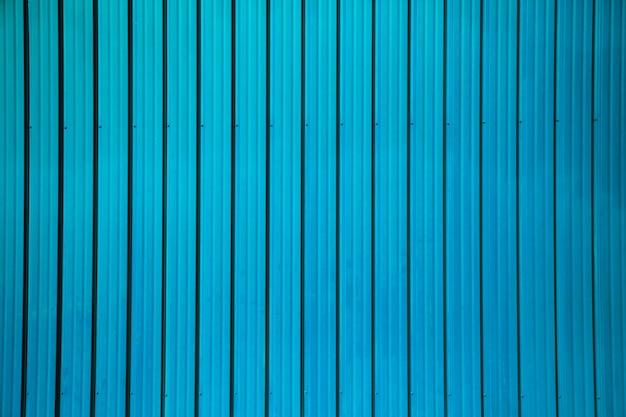 Muro di cinta metallico
