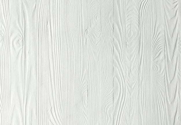Muro di legno bianco