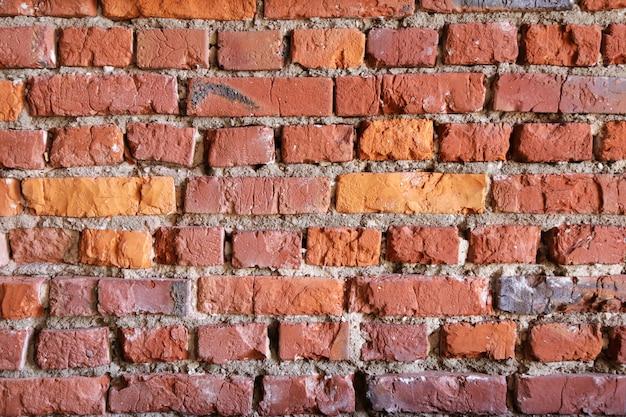 Muro di mattoni con texture
