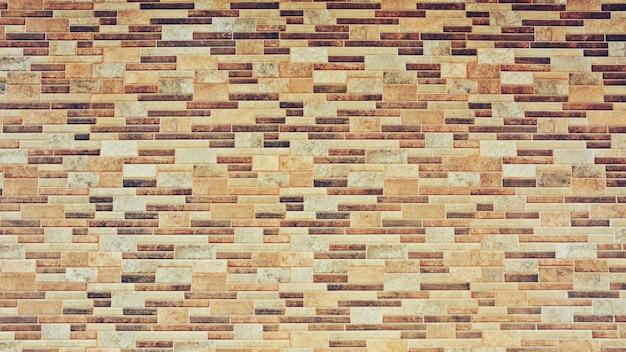 Muro di piastrelle di ceramica